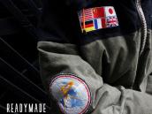 【大陸と国旗。】READYMADE(レディメイド)からDOWN JACKET入荷!!!:画像1