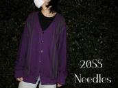 【ストライプ!】20SS Needles(ニードルス)からカーディガン入荷!!!:画像1
