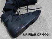 【漆黒。】NIKE(ナイキ)×FEAR OF GOD(フィアオブゴッド)からAIR FEAR OF GOD 1入荷!!! :画像1