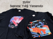 【90年代の広告を使用!】Supreme(シュプリーム)×Yohji Yamamoto(ヨウジヤマモト)のコラボアイテム買取入荷!!!:画像1