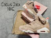 【誕生日にドロップ!!】Cactus Jack(カクタスジャック)  × NIKE(ナイキ)のコラボスニーカー買取入荷!!!:画像1