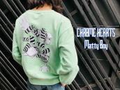 【シルバーとアート。】CHROME HEARTS(クロムハーツ) × Matty Boy(マッティボーイ)のコラボアイテム入荷!!!:画像1