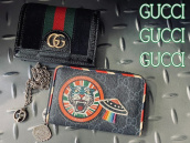 【GUCCI!GUCCI!GUCCI!】GUCCI(グッチ)の小物買取致しました!!!:画像1