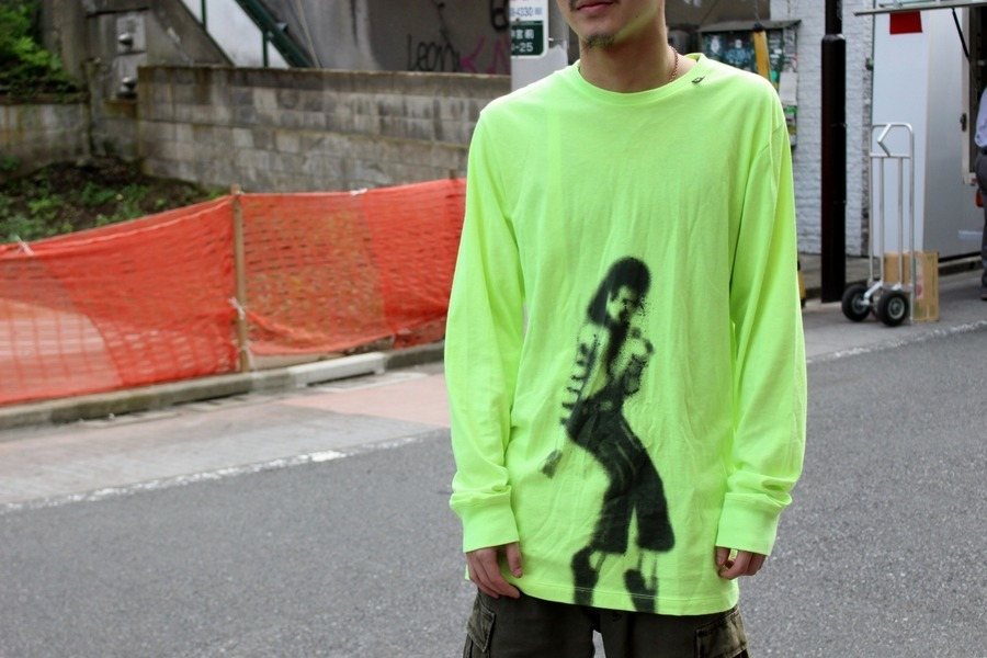 OFF WHITE×Michael Jackson??? 19SS OFF WHITEから新入荷!!!