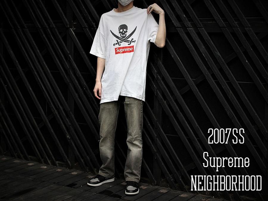 【激レア!!!】Supreme(シュプリーム)×NEIGHBORHOOD(ネイバーフッド)コラボTシャツ入荷!!!