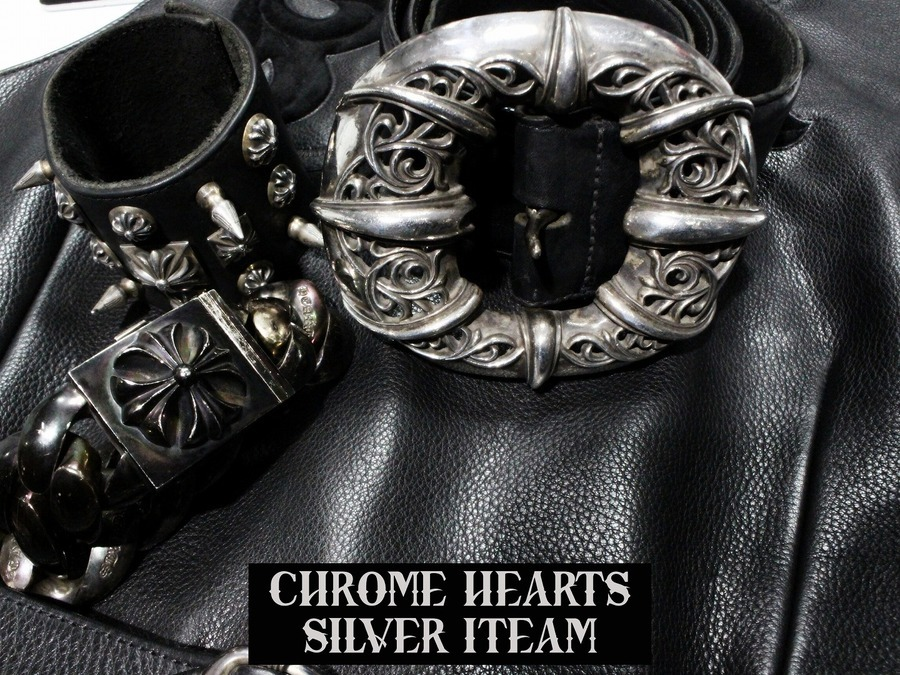 【#2】CHROME HEARTS(クロムハーツ)からアクセサリー3点セットが入荷!!!
