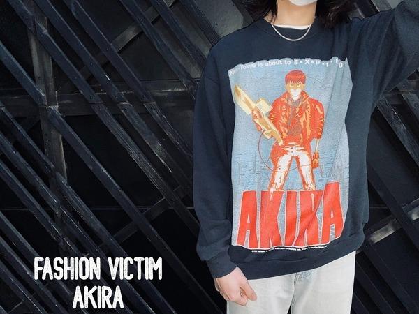 【高価買取してます!】FASHION VICTIM(ファッションヴィクティム)からAKIRA買取入荷!!