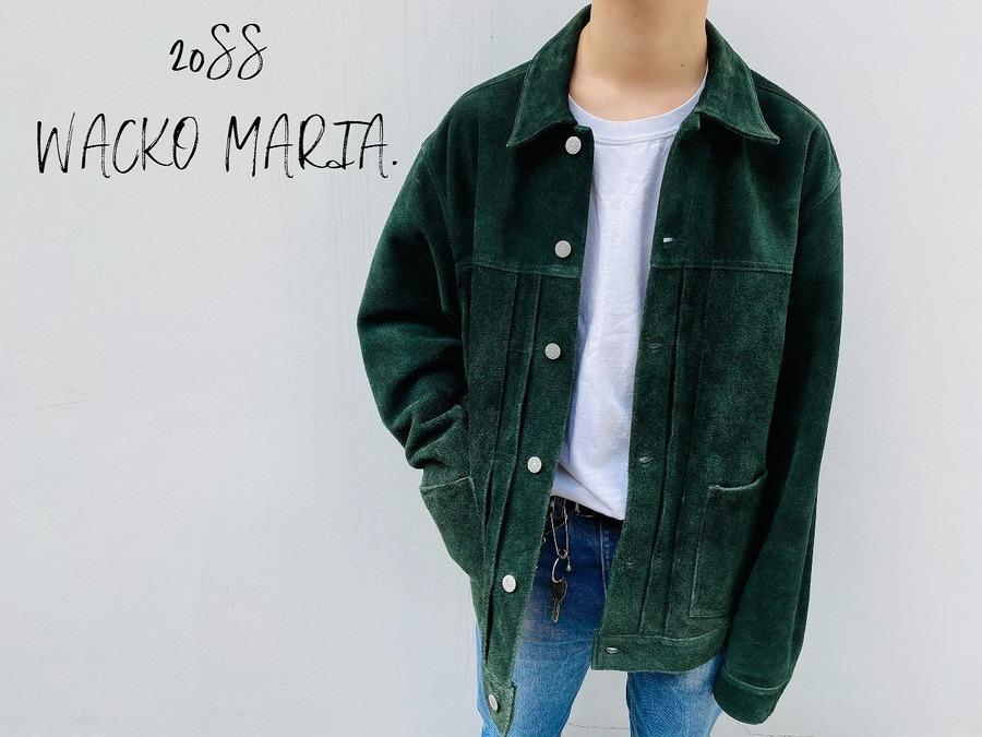 【男らしさ!】20SS WACKO MARIA(ワコマリア)からジャケット買取入荷!!!