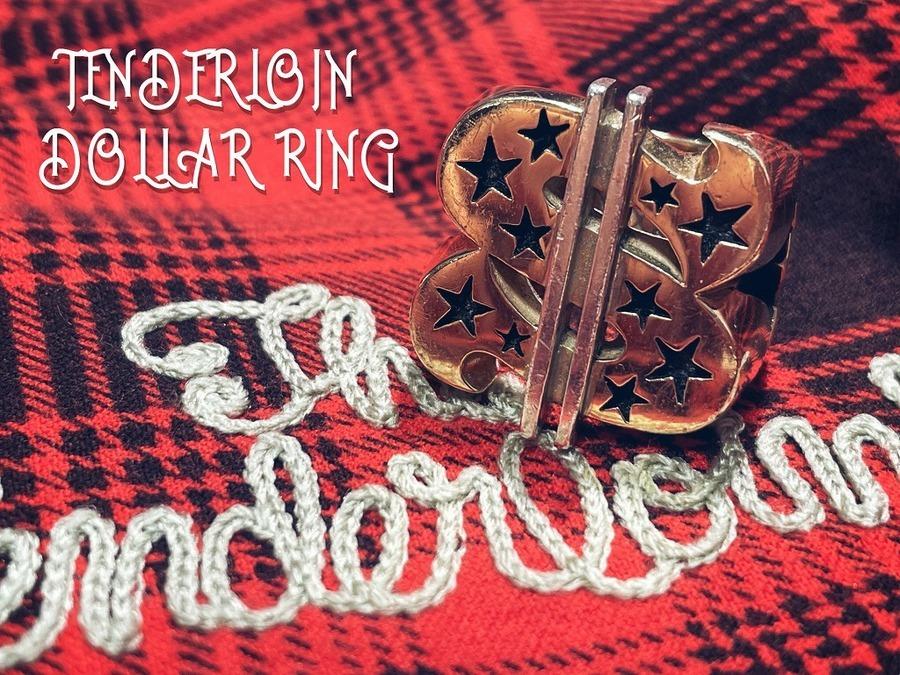 「光るダラーリング...」TENDELOINの名作DOLLAR RINGを買取致しました!!!