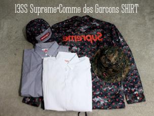 SupremeCOMME des GARCONS SHIRT