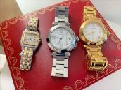 一生物の時計として愛されているブランドCartier(カルティエ)よりレディース時計のご紹介です。【ブランドコレクト表参道店】:画像1