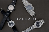 The watch and jewelry of BVLGARI has been purchased【BrandCollect Omotesando】:画像1