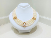 MIKIMOTO luxury pearl necklace has been purchased【BRANDCOLLECT omotesando】:画像1