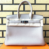 Unused HERMES berkin 30 has been purchased.【BRAND COLLECT Omotesando】:画像1
