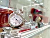 【お試し査定の買取第?弾】Cartier(カルティエ)パシャCをお売りいただきました。お試し査定イベント開催!:画像1
