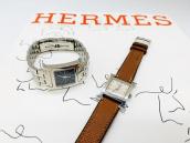 【お試し査定の買取第?弾】HERMES(エルメス)よりHウォッチをお売りいただきました。お試し査定イベント開催中!:画像1