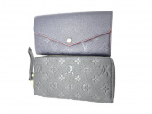 Louis Vuitton(ルイヴィトン)からモノグラムアンプラント長財布2点のご紹介です。【ブランドコレクト表参道店】:画像1