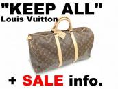 Louis Vuittonより美品キーポル50(M41422)のご紹介+ブランドコレクト表参道店限定セール情報です!【ブランドコレクト表参道店】:画像1