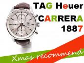 TAG HEUER(タグホイヤー)よりカレラ1887クロノグラフのご紹介です。【ブランドコレクト表参道店】:画像1