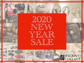 31日【初売】2019年ラストは2020年NEW YEAR SALEのご案内です。【ブランドコレクト表参道店】:画像1