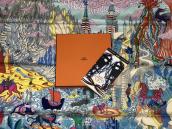 HERMES(エルメス)2019年秋冬コレクションのカレ90/スカーフのご紹介と巻き方のご紹介です。【ブランドコレクト表参道店】 :画像1