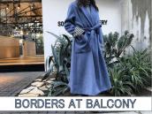 BORDERS AT BALCONY(ボーダーズアットバルコニー)のカシミアウールコート他多数お売りいただきました!【ブランドコレクト表参道店】:画像1