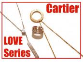 Cartier(カルティエ)ラブシリーズより3アイテムのご紹介でございます。【ブランドコレクト表参道店】:画像1