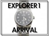 ROLEX(ロレックス)エクスプローラー1(Ref.114270)買取入荷致しました【ブランドコレクト表参道】:画像1