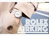 ROLEX(ロレックス)のエアキング14000買取入荷致しました【ブランドコレクト表参道】:画像1