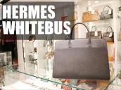 【HERMES】ホワイトバスGMのご紹介【ブランドコレクト表参道店】:画像1