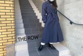 【春物買取強化】THE ROW(ザ ロウ)着回しの効くトレンチコートのご紹介です。:画像1