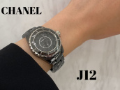 【新入荷情報】CHANEL/シャネル J12[H3828]クォーツモデルのご紹介です。:画像1