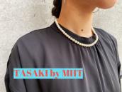 【新入荷情報】TASAKI by MHT(タサキ バイ マリーエレーヌドゥタイヤック)のパールネックレスのご紹介です。:画像1