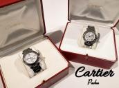 【買取入荷情報】Cartier/カルティエよりパシャシリーズの時計2点をお買取させて頂きました。:画像1