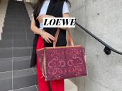【買取キャンペーン】LOEWE/ロエベのアナグラムクッショントートバッグをお買取させて頂きました。:画像1