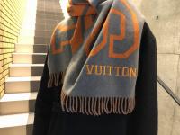 Louis Vuitton(ルイヴィトン)18AWエシャルプシティ・フルオマフラーお売りいただきました。【ブランドコレクト表参道店】
