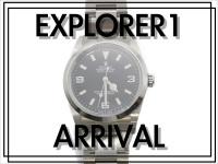 ROLEX(ロレックス)エクスプローラー1(Ref.114270)買取入荷致しました【ブランドコレクト表参道】