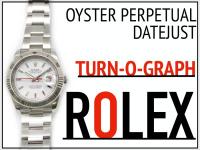 ROLEX(ロレックス)デイトジャスト ターノグラフ 116264 白文字盤買取入荷致しました【ブランドコレクト表参道】