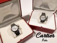 【買取入荷情報】Cartier/カルティエよりパシャシリーズの時計2点をお買取させて頂きました。