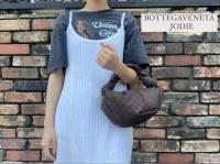 【買取入荷情報】BOTTEGAVENETA/ボッテガヴェネタの人気商品『JODIE』をお買取りさせて頂きました。