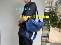 【買取入荷情報】CHANEL×Pharrell Williams/シャネル×ファレル・ウィリアムスのコラボ商品、CCウエストバッグをお買取させて頂きました。