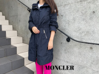 【買取強化ブランド】3シーズン着用頂けるMONCLER/モンクレールのナイロンジャケット/コートをお売り頂きました。