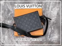 【買取キャンペーン】2020SS LOUIS VUITTON/ルイヴィトン「クラッチ・ボックス」をお売り頂きました。