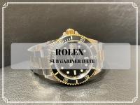 【高価買取】ROLEX/ロレックス待望『黒サブ』サブマリーナデイトRef.16613をお売り頂きました。