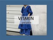 【スタッフおすすめ】VITA KINからワンピースのご紹介:画像1