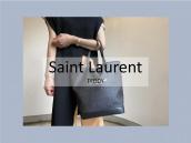 【スタッフおすすめ商品】Saint Laurent Paris サンローランパリス/テディ トートバッグのご紹介です。:画像1