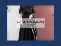 【高価買取/おすすめ商品】21SS BORDERDS at BALCONY ボーダーズアットバルコニーからワンピースのご紹介