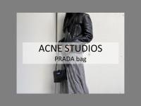【高価買取/おすすめ商品】万能アイテム Acne Studiosレザーライダースジャケットのご紹介