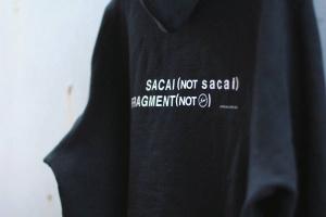 宅配買取 sacai×fragment design(サカイ×フラグメント)コラボアイテム<ブランドコレクト>:画像1