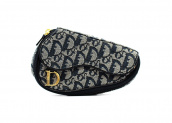 【買取実績】 Christian Dior(クリスチャンディオール) トロッターサドルポーチ MC1928:画像1